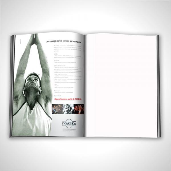Praktika 1° anuncio revista 2008