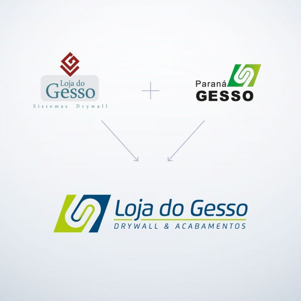 Logomarca Loja do Gesso