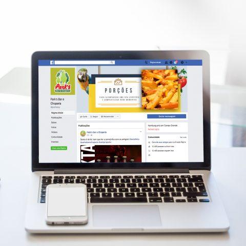 Capa Facebook Park's