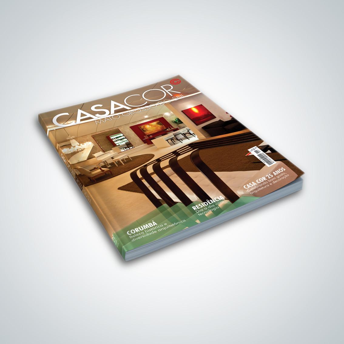 Revista Casa e Cor
