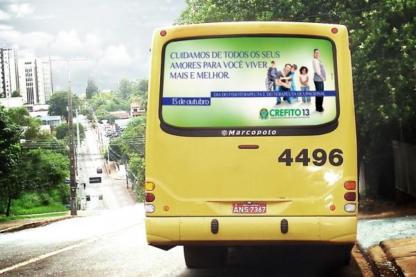 Busdoor Crefito 13