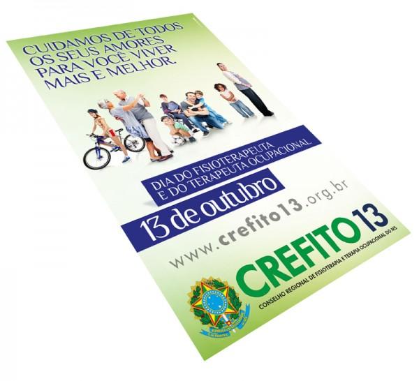 Flyer Crefito 13