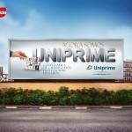 Agora Somos Uniprime - Outrdoor