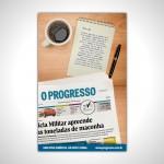Anuncio Página Inteira - Jornal O Progressoo