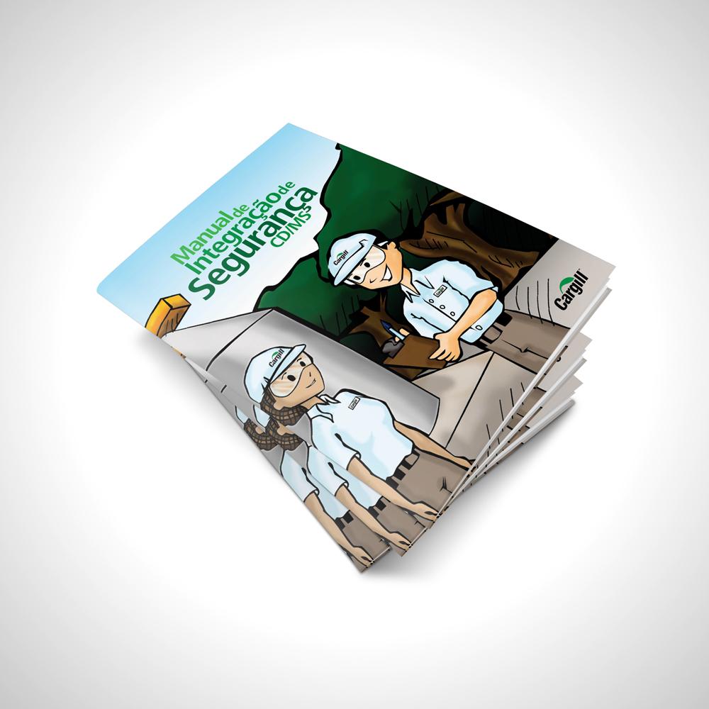Manual de Integração de Segurança | Cargill Brasil