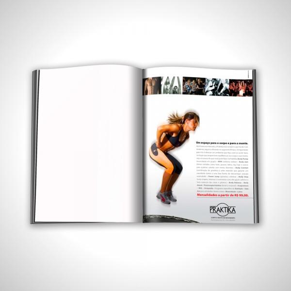 Praktika 2° anuncio revista 2008