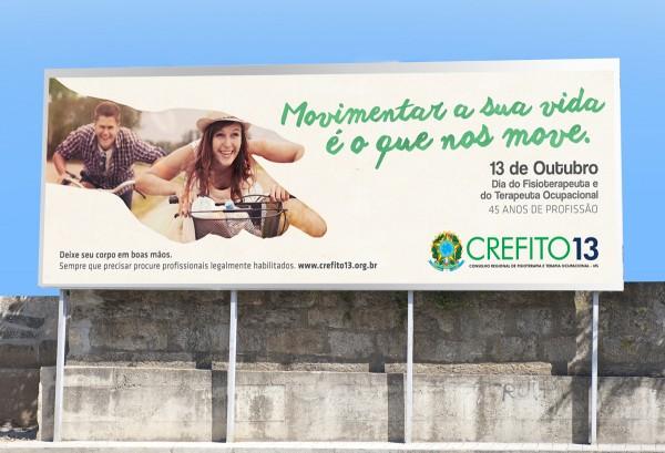 Crefito 13 - 2014 - Outdoor