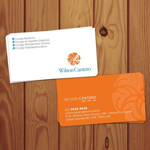 Dr. Wilson Cantero - papelaria