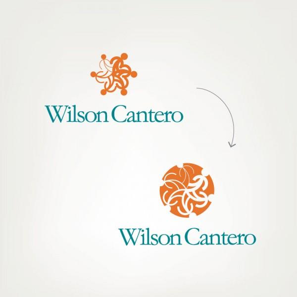 Wilson Cantero - Logo