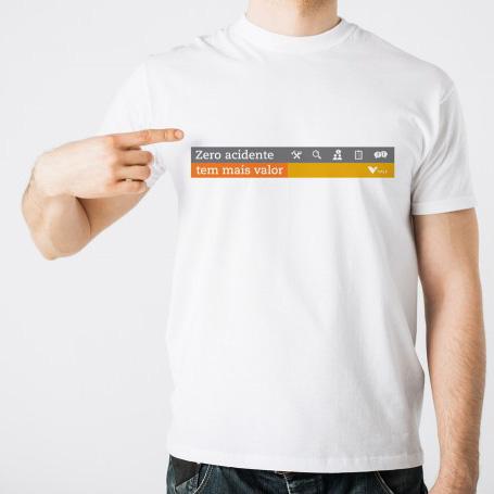 Acidente Zero - Camiseta
