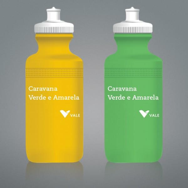 Caravana Verde Amarela - Squeeze