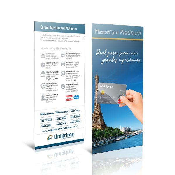 Take one Platinum Novos Cartões Uniprime