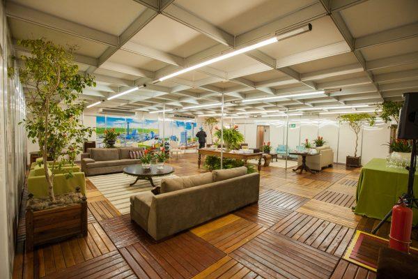 Fibria Projeto Horizonte 2 - Pedra Fundamental