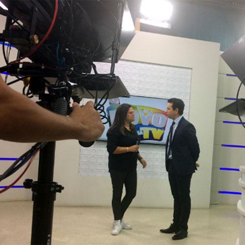 SBT Povo na TV - Território LAB