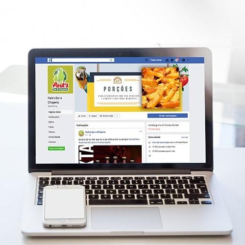 Facebook Park's
