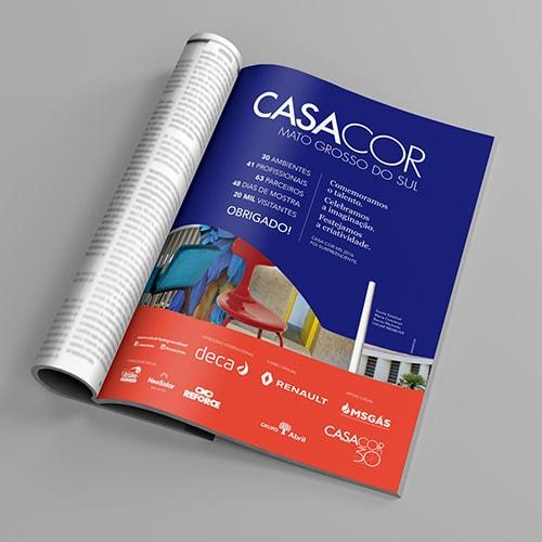 Anúncio página simples CASACOR MS 2016