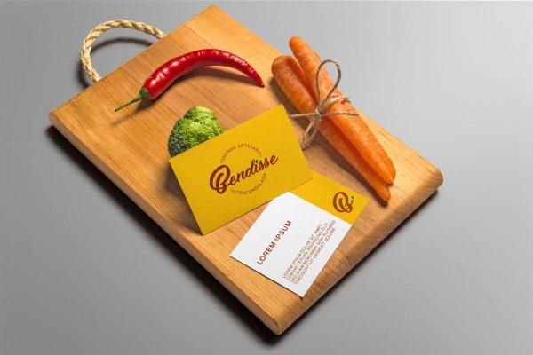 Cartão Cozinha Bendisse